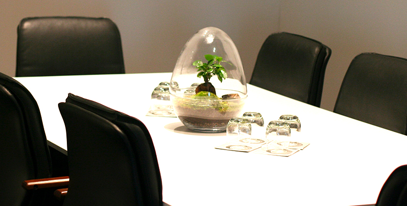 Passenger services - Meeting room - FBO Paris Le Bourget