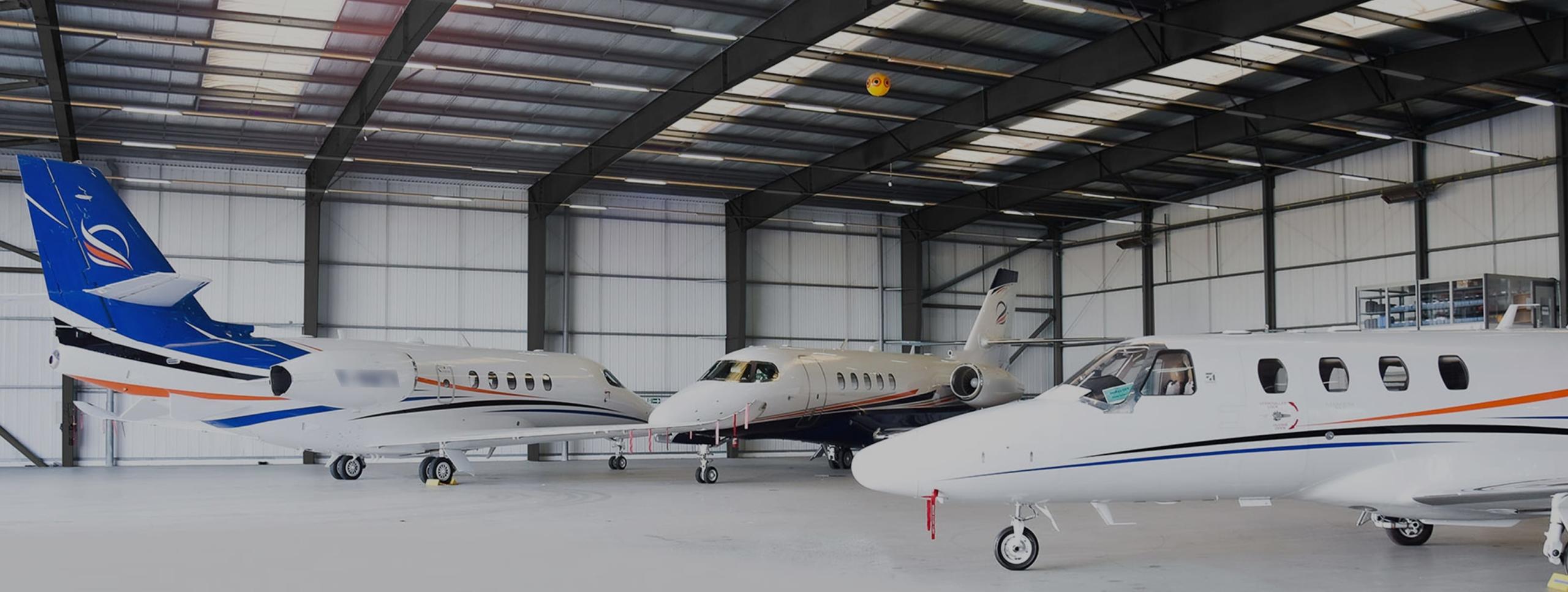 Hangars pour aéronefs - FBO Paris Le Bourget