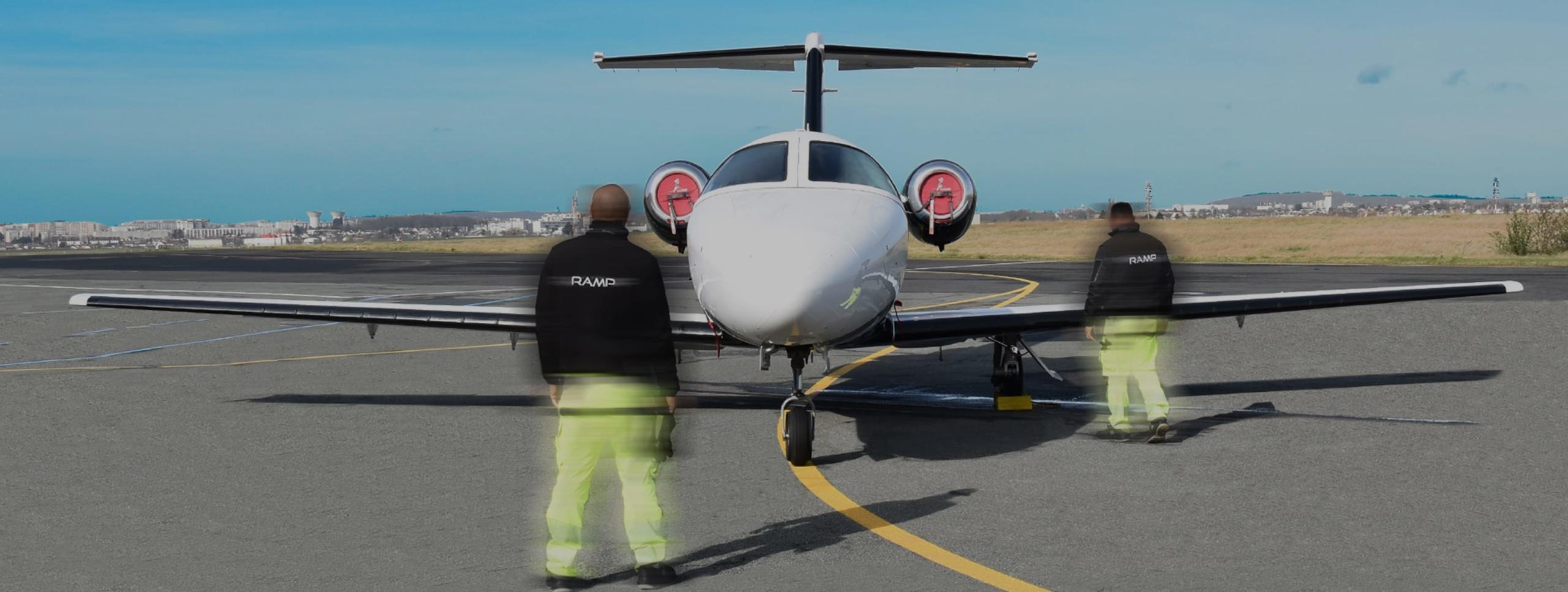 Services aux aéronefs - FBO Paris Le Bourget et Toussus le Noble