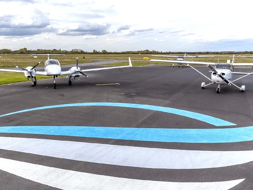 FBO in Toussus Le Noble